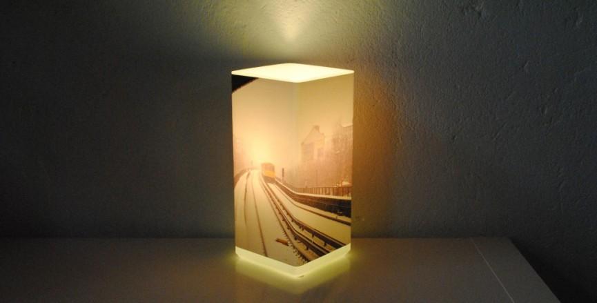 Fotolampe Berlin